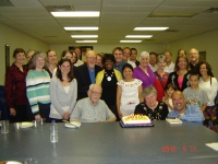 2011 St Louis Board Staff & Founders Group with IPM Founders